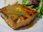 Grilled Salmon With Chipotle-herb Butter picture
