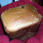 cinnamon raisin bread picture