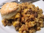Hamburger Casserole picture