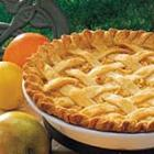 Citrus Apple Pie picture