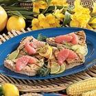Citrus Tuna Steaks picture