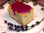 Lavender, Rose Icing picture