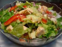 Spicy Thai Chicken Salad picture