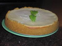 White Chocolate Cheesecake picture