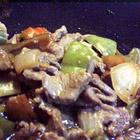 Classic Chinese Pepper Steak picture