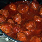 cocktail meatballs picture