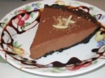 No-bake Chocolate Two Cheese Pie picture