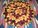 Sweet Cherry & Almond Tart picture
