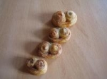 Palmiers (French Puff Pastry Cookie) picture
