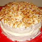 Coconut Cake III picture