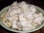 Creamy Garlic Chicken picture