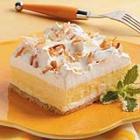 coconut cream dessert picture