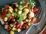 Southwest Chopped Salad (Healthy!) picture