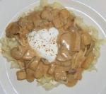 Tofu Stroganoff picture