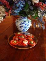 Marinated Tomatoes With Onions picture
