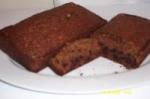 chocolate zucchini bread picture