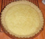 Coconut Custard Pie picture