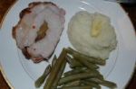 Roasted Pork Loin With Figs picture