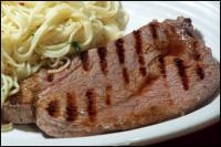 Marinated Grilled Steaks picture