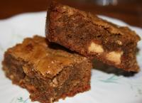 White Chocolate Brownies picture