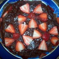 mexican chocolate cake picture