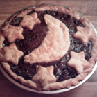 Concord Grape Pie III picture