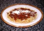 Ev's Greek Spaghetti Dinner picture