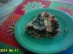 crustless crabmeat quiche picture