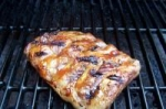 Rub 'n Sauce Barbecued Ribs picture