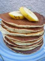 Banana Buttermilk Pancakes picture