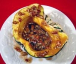Maple-Baked Acorn Squash picture