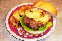 hawaiian honey burgers picture