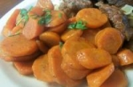 easy moroccan carrots picture