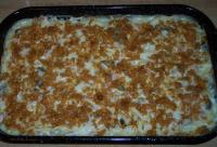 Tangy Chicken Noodle Bake picture