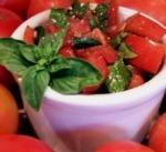 Tomato Basil Salad picture