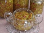 Zucchini-Pepper Relish picture