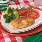 corn bread chicken picture