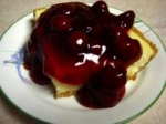 Easy Cherry Cheesecake picture