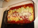 Kittencal's Spinach & Four- Cheese Manicotti picture