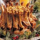 Corn-Stuffed Crown Roast picture