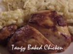 Tangy Baked Chicken picture