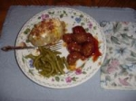 Tangy Meatballs picture
