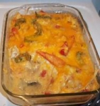 Chicken Fajita Casserole picture