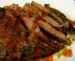Rosemary - Merlot Flank Steak picture
