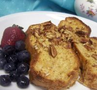 Baked Pecan French Toast picture