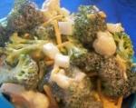 Cheddar Broccoli Salad picture