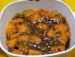 Apricot-Glazed Sweet Potato Bake picture