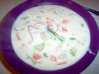 Turkey Chowder picture