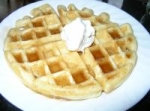 Cornmeal Blender Waffles picture