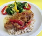 Sweet and Sour Pork Steaks picture